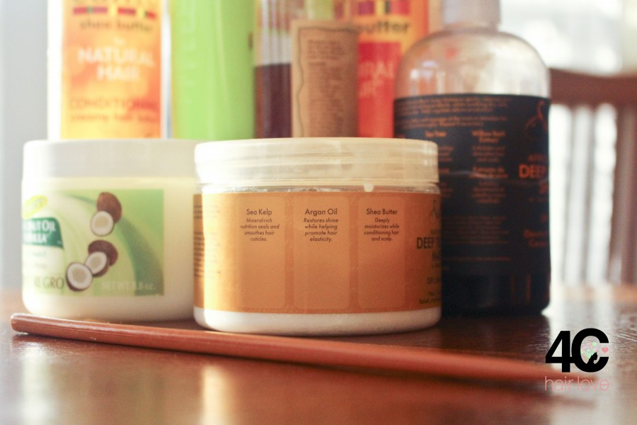 Hair Product Ingredients